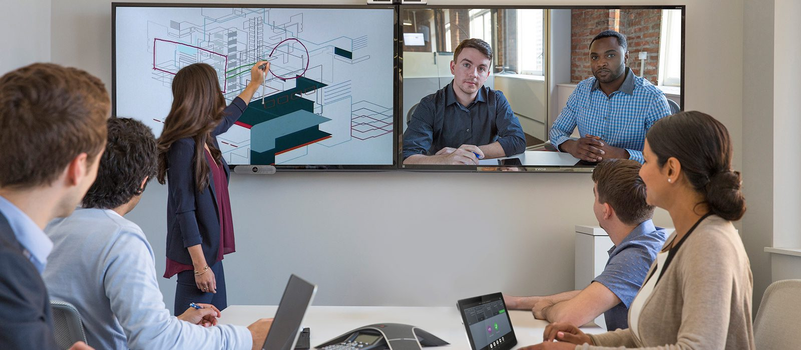 Polycom Video Conferencing Solutions Iam Networks
